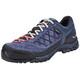Salewa Trektail Shoes Unisex dark denim/mineral red